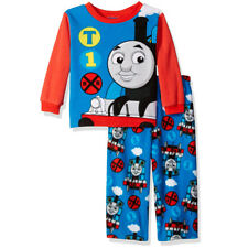 Thomas and Friends Toddler Boys Fleece Pajamas 21TE087ELL