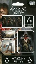 Assassin's Creed Unity Sticker Pack 10x17cm