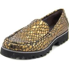 Donald J Pliner Rio2-A7   Round Toe Leather  Loafer NWOB