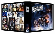 EMPIRE STRIKES BACK STAR WARS Custom Photo Album 3-Ring Binder