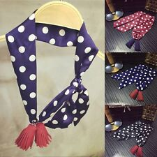 NEW Soft Silk Satin Women Ladies Scarf Neck Shawl Scarf Scarves Beach Wrap Stole