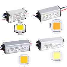 LED Lamp Beads COB Chip Bulb LED Driver 10W 20W 30W 50W Power Supply Waterproof