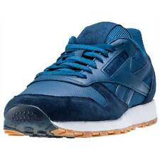 Reebok Classic Perfect Split Mens Trainers Blue New Shoes