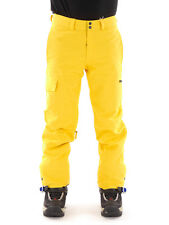 O'Neill Ski Pants Snow Pants Snowboard pants Construct yellow water resistant