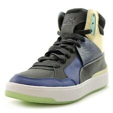 Alexander McQueen By Puma MCQ Brace Femme Mid   Leather  Sneakers NWOB