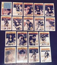 1982-83 OPC BOSTON BRUINS Select from LIST NHL HOCKEY CARDS O-PEE-CHEE