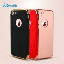 Tmalltide Luxury thin Electroplate Hard Back Case Cover For Apple iPhone 7 Plus