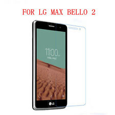 1x 2x Lot HD LCD Clear Screen Protector Film Guard Shied Skin For LG MAX BELLO 2