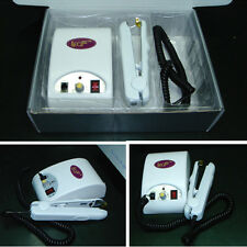 White Professional Ultrasonic Supersonic Fusion Machine Hair Extension Iron Tool