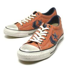 Converse John Varvatos Star Player Ox Oxford Bombay Brown Orange Sneaker 136689C