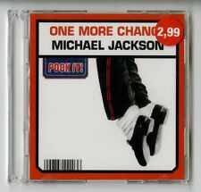 MICHAEL JACKSON : CD-SINGLE - ONE MORE CHANCE - POCK IT
