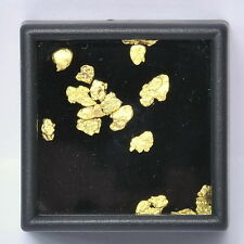 22kt Y Gold 2.2 grams Little Squaw Creek Alaskan Natural Gold Nugget Flakes