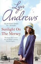 Sunlight on the Mersey, Andrews, Lyn | Paperback Book | Very Good | 978075537189