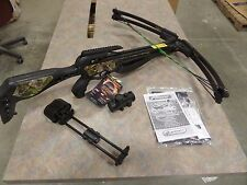 1676 Barnett Jackal Crossbow w/ Red Dot Scope & Quiver