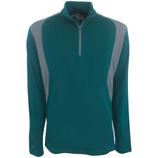 Antigua Golf Men's Delta 1/4-Zip Lightweight Pullover, Brand NEW