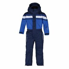 CMP Ski overall Ski Suit Snowboard Suit blau ClimaProtect breathable