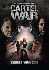 Cartel War (DVD, 2012) WORLDWIDE SHIP AVAIL!