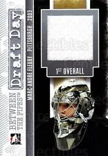 2013-14 Between the Pipes Draft Day Jerseys Silver #1 Marc-Andre Fleury