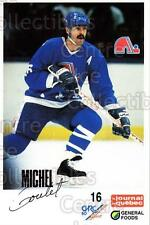 1988-89 Quebec Nordiques General Foods #15 Michel Goulet