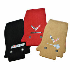 Chevrolet Corvette C7 Floor Mats - Stingray & Z06 - Store Stocking Colors - USA