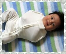 Customer Returned Woombie Convertible Leggies FootedBaby Swaddle~ Pick Size