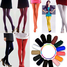 Sexy Women Lady's 2 Styles Opaque Footed Pantyhose & Tights Hosiery Stocking