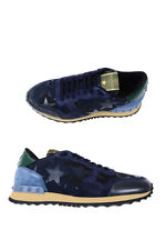 Valentino Shoes -10% Leather MADE IN ITALY Man Blues LY0S0723ANC-M30
