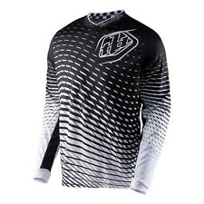 NEW Troy Lee Designs Mens GP Jersey Tremor Black/White MX ATV Off Road 30713121