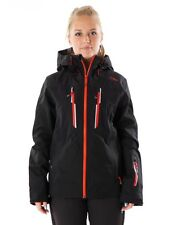 CMP Ski Jacket Snowboard / Winter Jacket black ClimaProtect