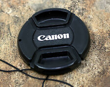Canon Lens Cap Pinch Cover LC- 52mm 58MM 67mm 67mm Ultrasonic 72mm 77mm