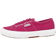 SUPERGA 2750 COTU CLASSIC SHOES AZALEA S000010-P34 SPORTS CASUAL SHOES TRAINERS