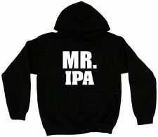 Mr IPA Men's Hoodie Sweat Shirt Pick Size Small-5XL