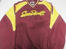 Arizona State Sun Devils Mens Medium - 2XL Pullover Windbreaker Jacket AZS 3