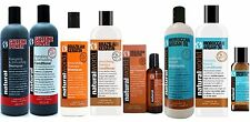 Natural World SHAMPOO & CONDITIONER SETS 500ml + or - OIL 100ml Paraben Free