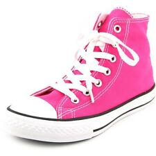Converse Chuck Taylor All Star Hi Youth US 1 Pink Sneakers 2819