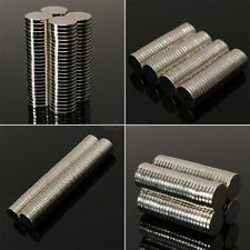50-100Pcs Super Strong Round Disc Magnet 10x2mm Magnets Rare-Earth Neodymium N35