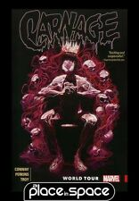 CARNAGE VOL 2 WORLD TOUR - SOFTCOVER GRAPHIC NOVEL