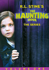 R.L. STINE'S - THE HAUNTING HOUR: The Series, Vol. 1 DVD Fast shipping