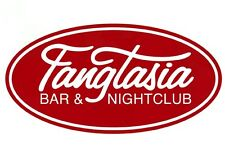 FANGTASIA, Bar Waitress style True Blood, T-Shirt Men Ladies
