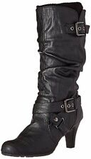NEW Women's G By Guess 'Trinnie' Scrunch Fashion Boots Retail $65