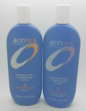 AVON Plus Shampoo and Conditioner in One EXTRA CONDITIONING or DEEP CONDITIONING