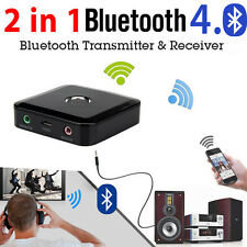 Bluetooth 4.0 Receiver Transmitter 2in1 Stereo Music Audio Bluetooth Adapter