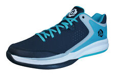 adidas D Rose Englewood III Mens Basketball Trainers / Shoes - grey
