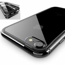 Slim Shockproof Metal Aluminum Frame Clear Hard Case Skin for iPhone 6 6s 7 Plus