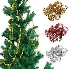 Christmas Party Holiday Snowflakes Xmas Tree Snowman Decorations Ornaments