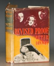 Peter CONWAY Revised Proof. Macdonald & Co 1947 1st edition WITH Wrapper RARE