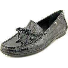 Donald J Pliner Lacey Women  Moc Toe Patent Leather  Loafer NWOB