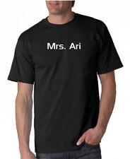 Mrs Ari Gold T-shirt Funny TV Show Tshirt Cool S-3XL