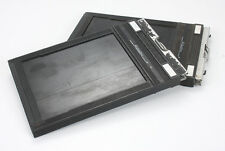 4X5 MISC GRAPHIC FILM HOLDERS, LOT OF TWO/183253