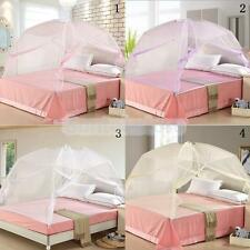 Outdoor Freestand Bed Canopy Mosquito Net Netting Tent for Single Queen King Bed